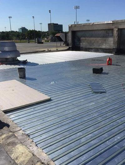 All Pro Flat Roofing Flat Roof Repair Nj