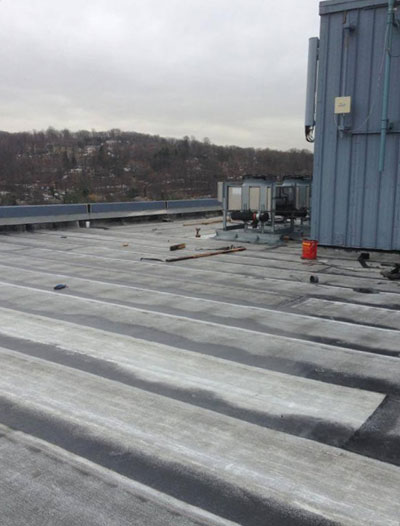 All Pro Flat Roofing Flat Roof Repair Nj